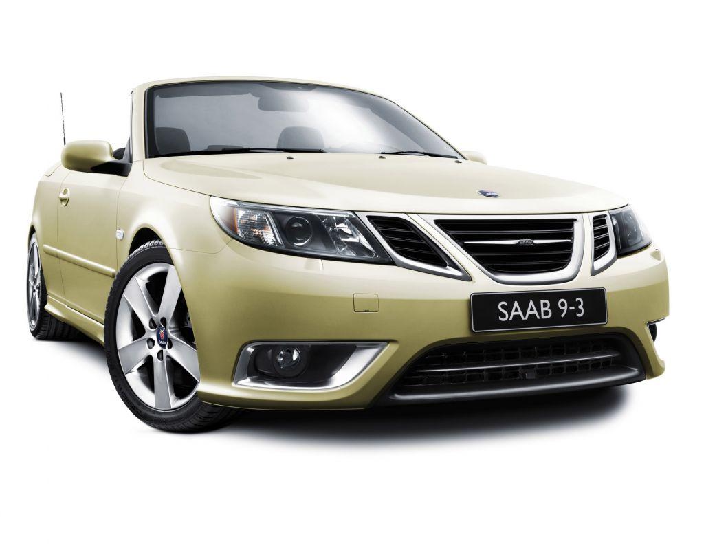 2009 Saab 9-3 Convertible 2.0T