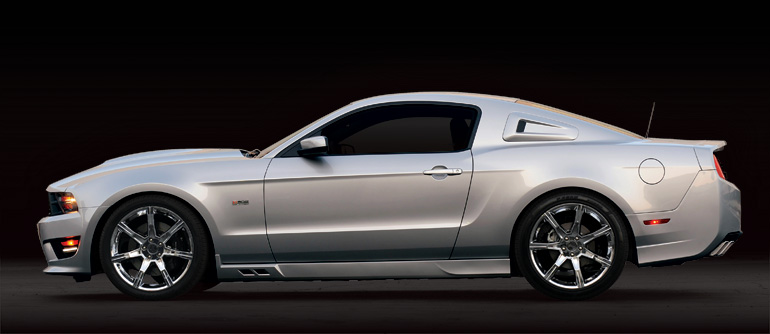 Saleen Unleashes S302 Package For The 2011 Ford Mustang Gt
