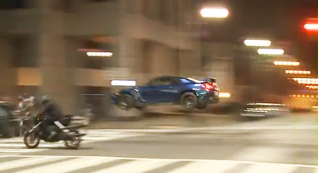 Furious 7 Behind The Scenes Footage Hits The Web
