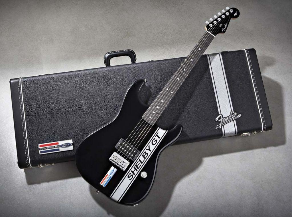 Shelby GT Fender Stratocaster