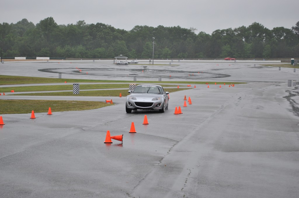 Skip Barber Mazda Driving School - Autocross