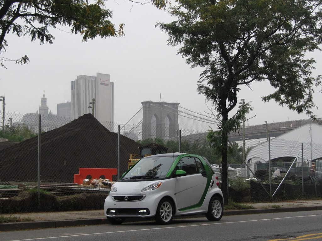 2013 Smart Electric Drive, Brooklyn, NY