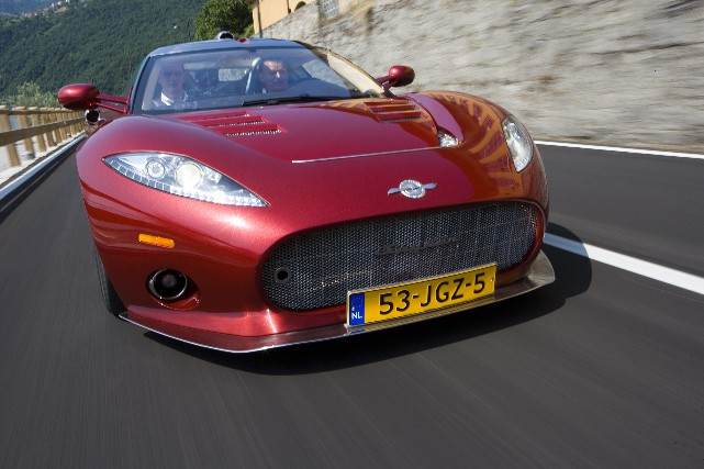 spyker c8 aileron production version 011