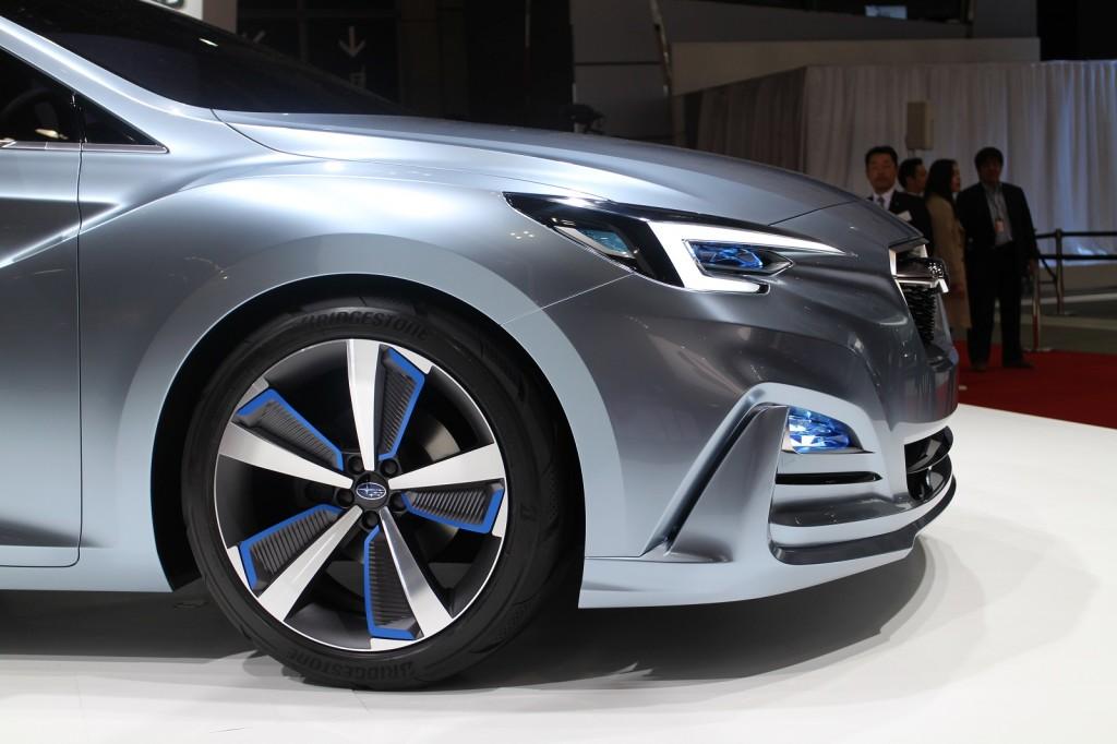 Brilliant Image Subaru Impreza 5Door Concept 2015 Tokyo Motor