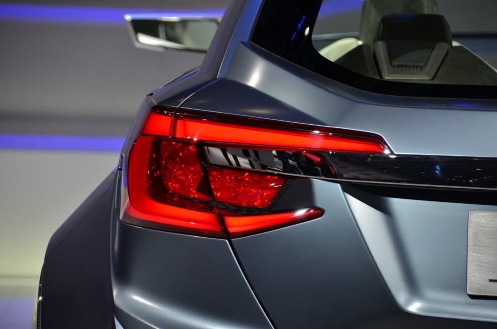 Subaru Viziv 2 concept - 2014 Geneva Motor Show live photos