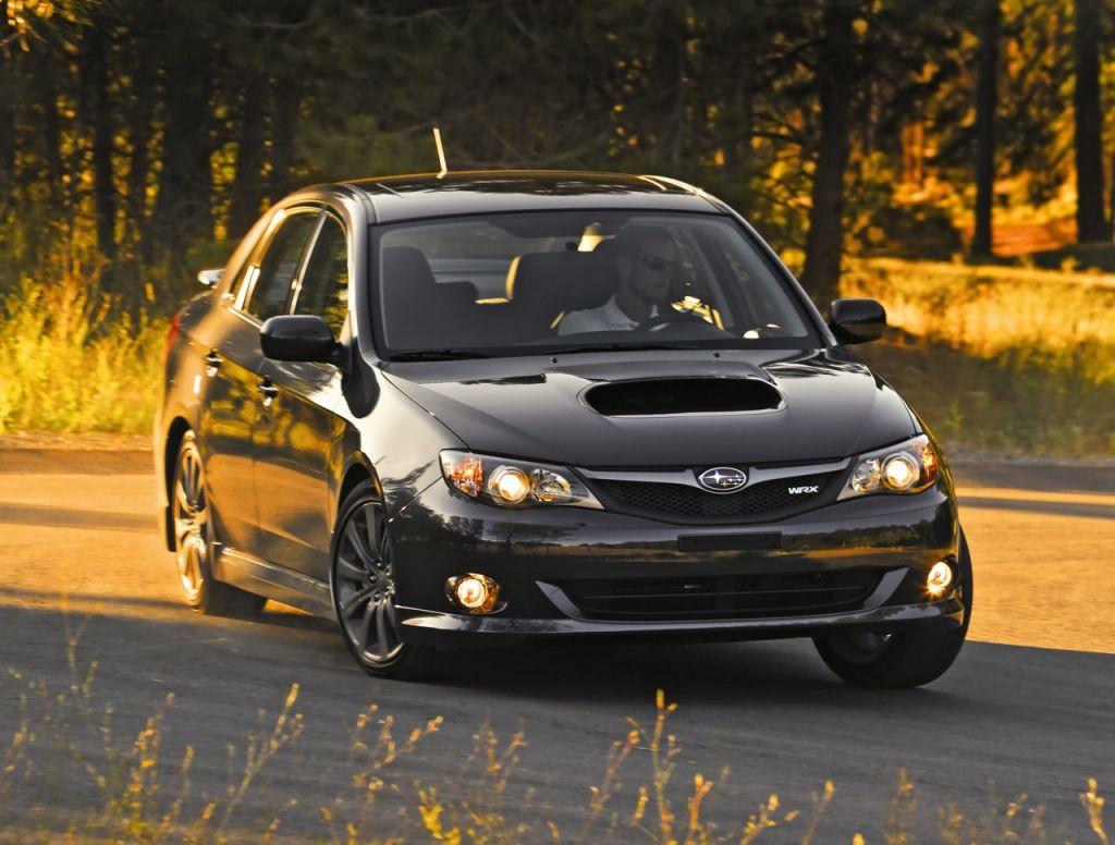 Driven: 2009 Subaru Impreza WRX