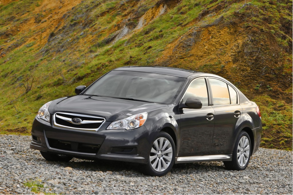 Recall Alert: Subaru Recalls Nearly 74,000 Vehicles
