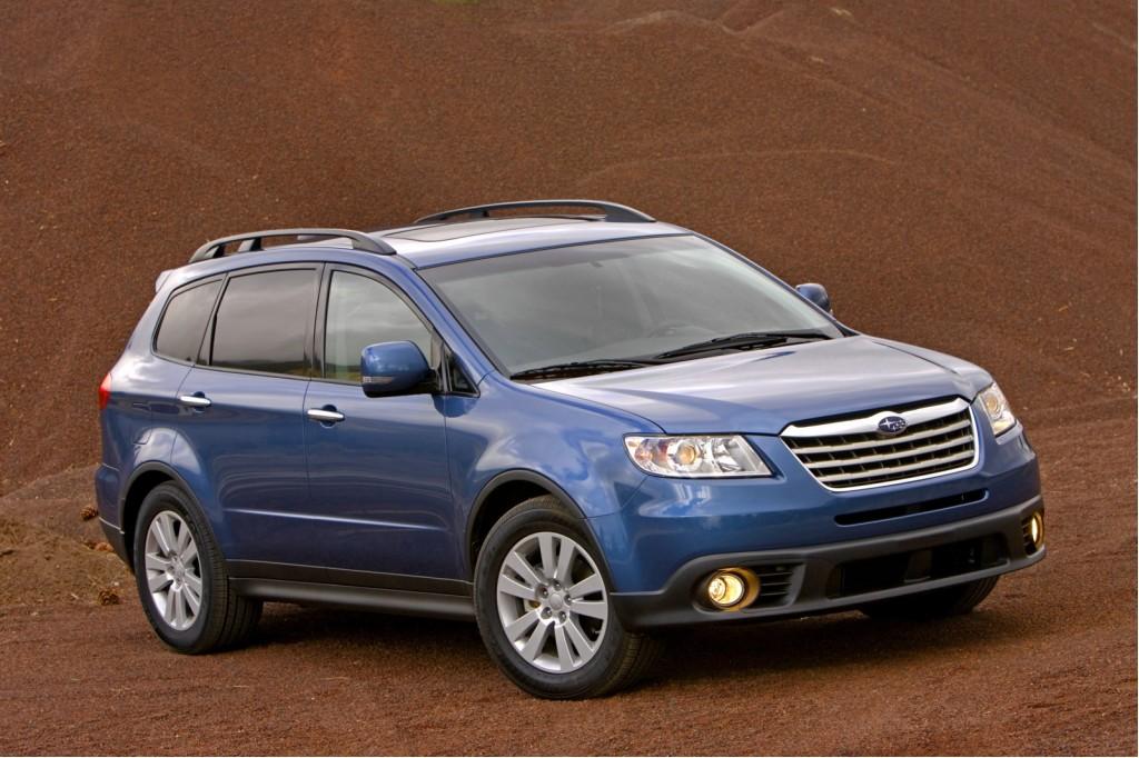 2010 Subaru Tribeca: The Forgotten Seven-Seat SUV