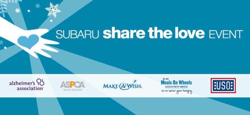 Subaru Aims To Raise $5 Million For 5 Fantastic Charities
