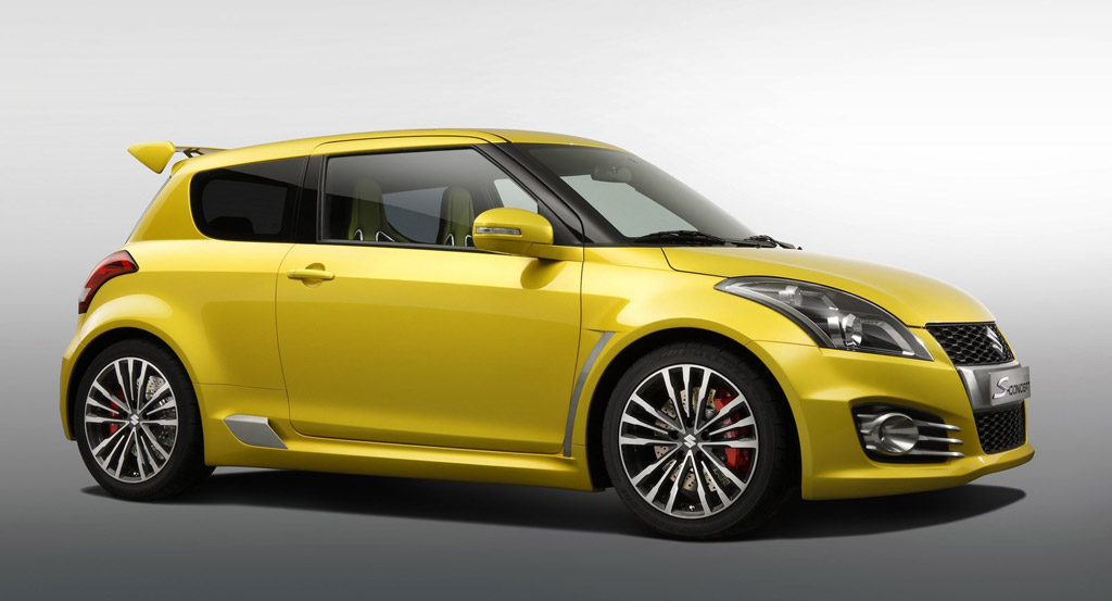 Suzuki Swift Sport On Sale In Early 2012 But Not In U S