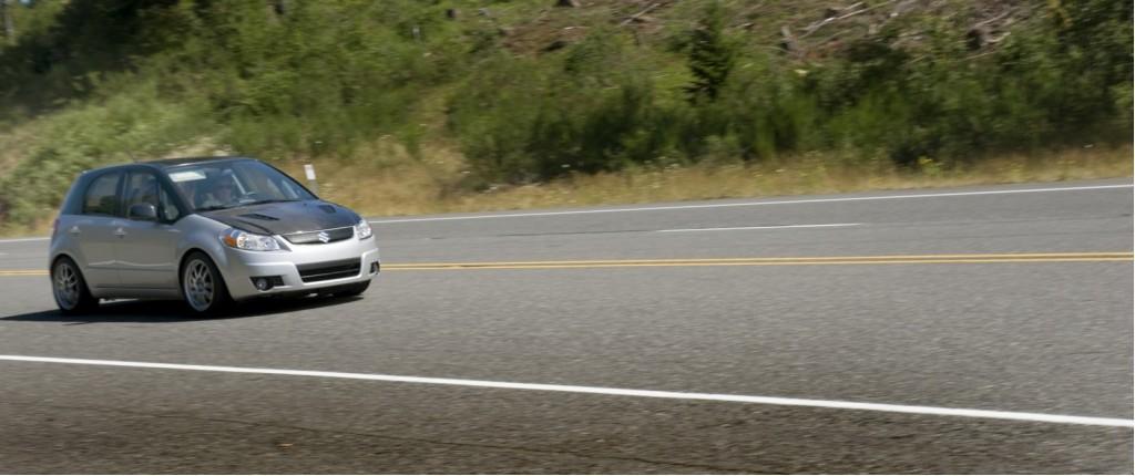 2010 Suzuki SX4
