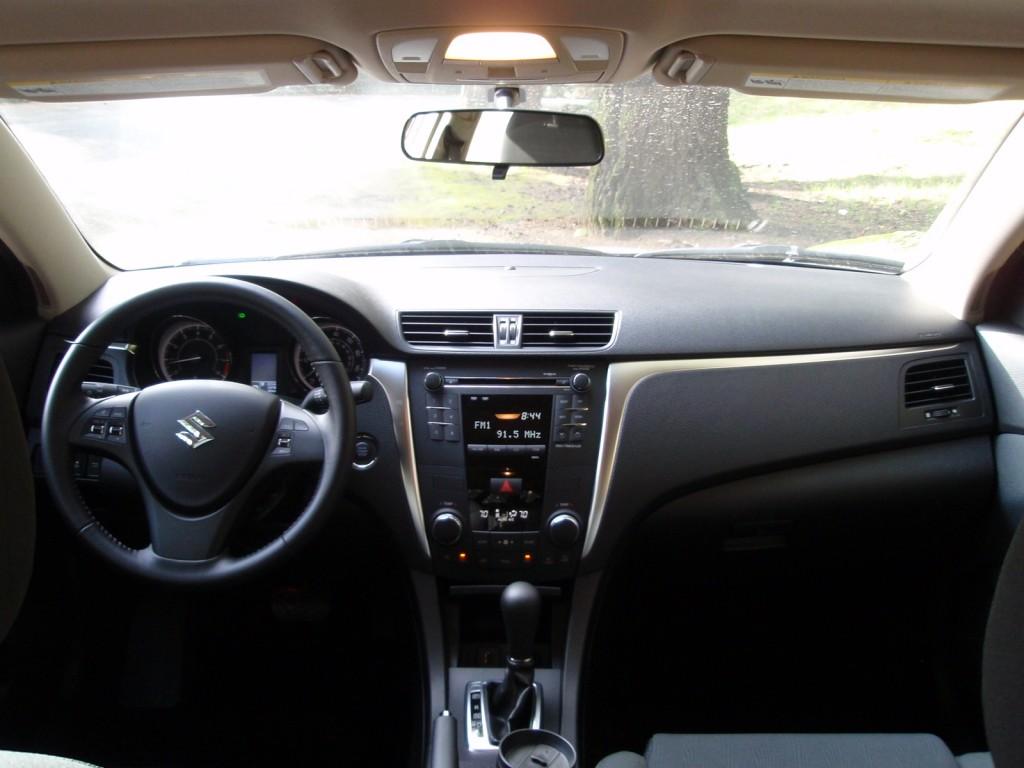 2010 Suzuki Kizashi SE AWD