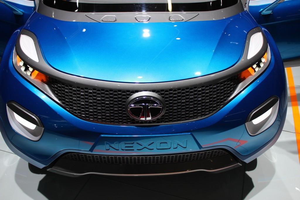 new car launches march 2014Image Tata Nexon Concept  2014 Geneva Auto Show size 1024 x