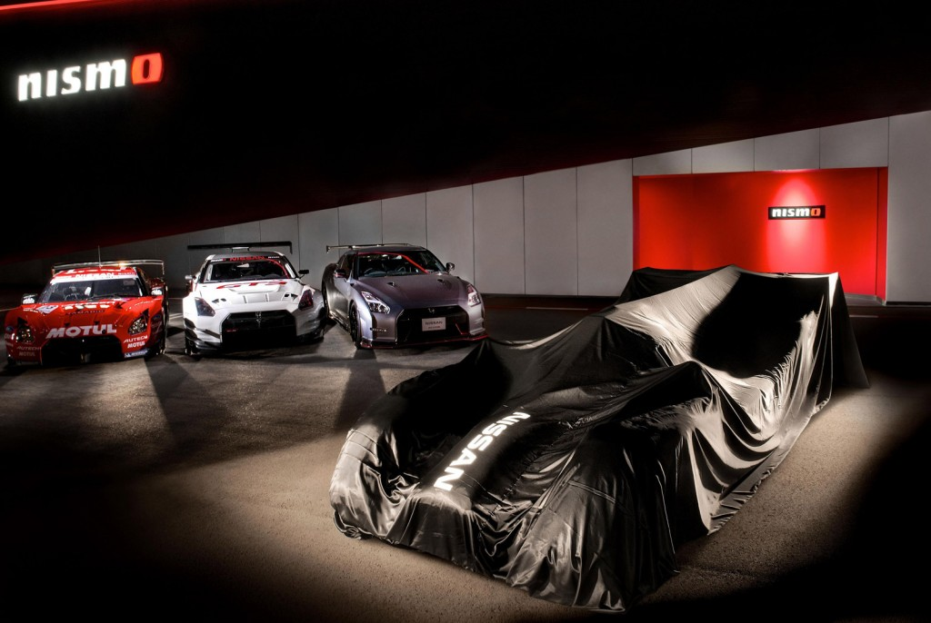 Nissan GTR LM NISMO LMP1 To Tackle WEC And Le Mans In 2015 Video