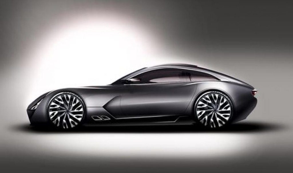 Tvr Teases New V 8 Sports Car Coming In 2017