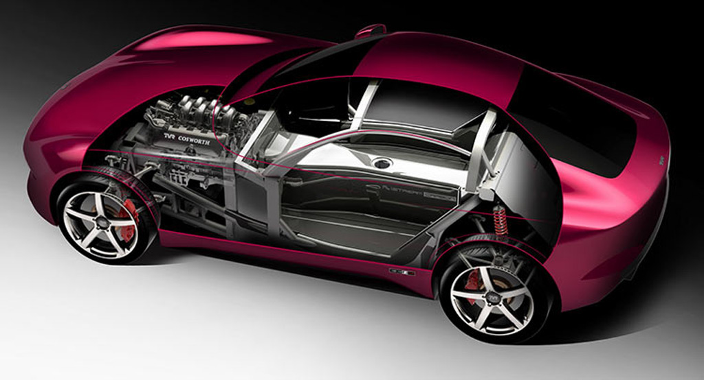 image tvr sports car teased ahead of 2017 goodwood revival reveal size 1024 x 554 type gif. Black Bedroom Furniture Sets. Home Design Ideas