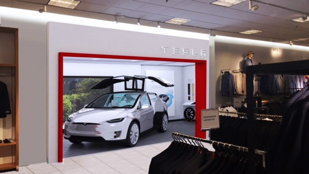 Anti-Tesla ruling overturned in Virginia, company gets a second showroom in the state