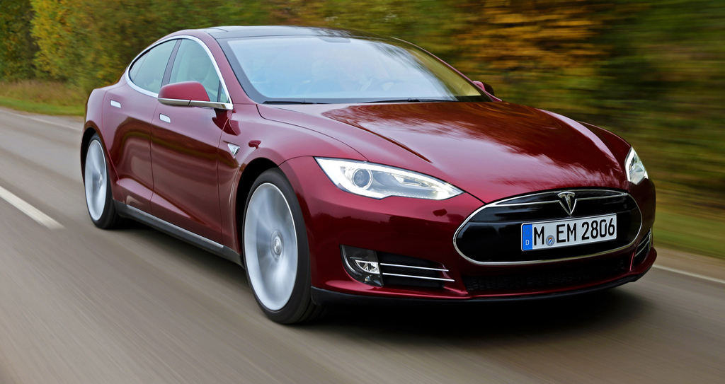 Why Men Love Their Tesla Model S Electric Cars