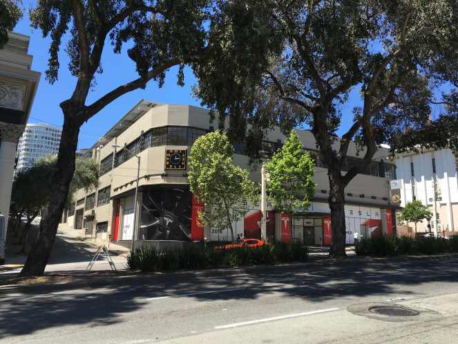 Tesla Opens New Electric Car Store In San Francisco To