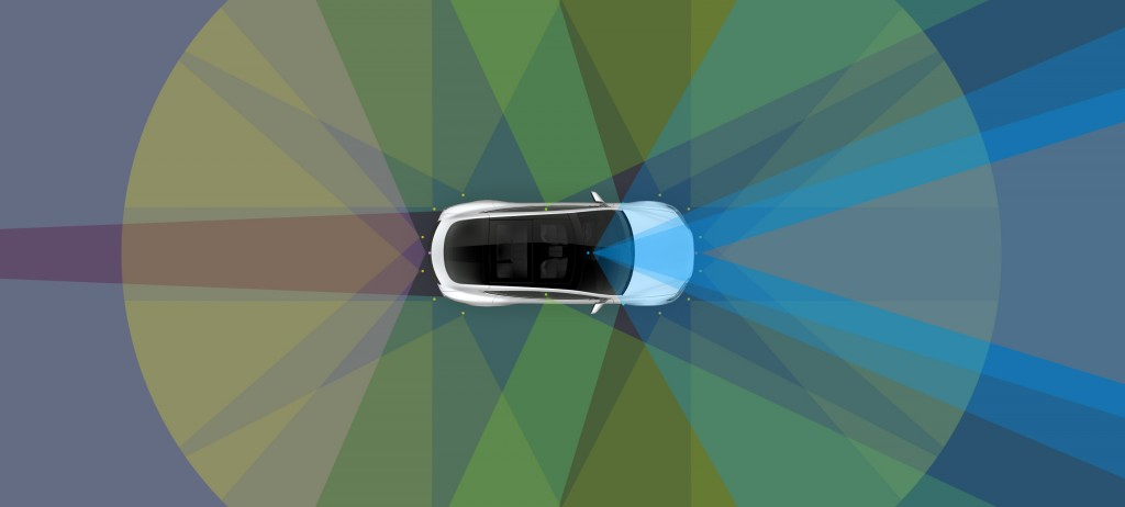 Tesla asks for permission to gather video clips from cars in Autopilot update