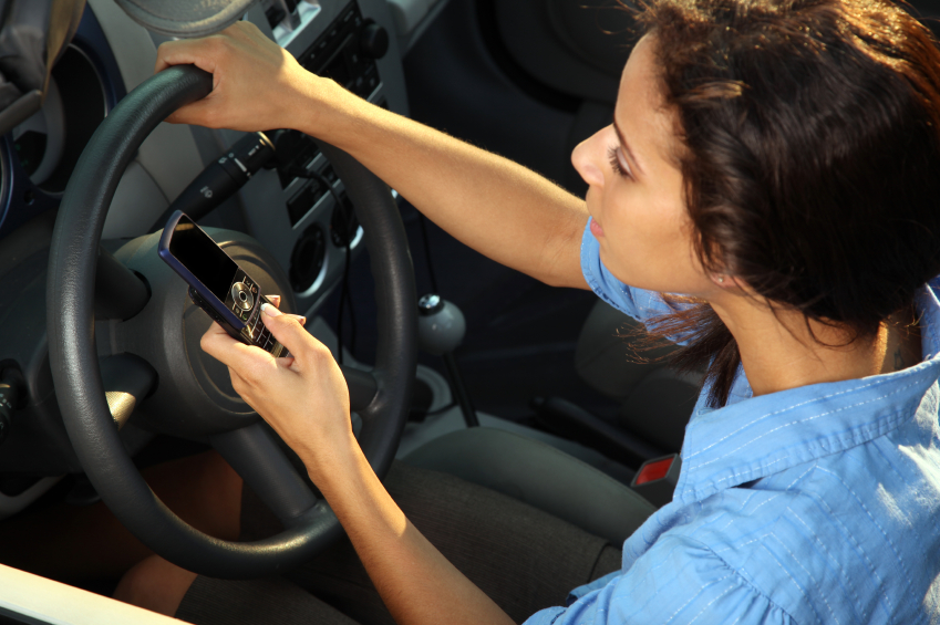 Distracted Driving: AAA Says Drivers Don't Practice What They Preach