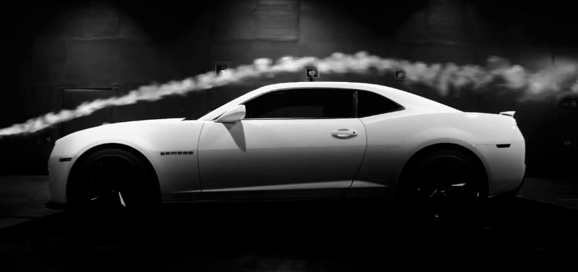 Inside Look At Camaro ZL1 Wind Tunnel Testing: Video