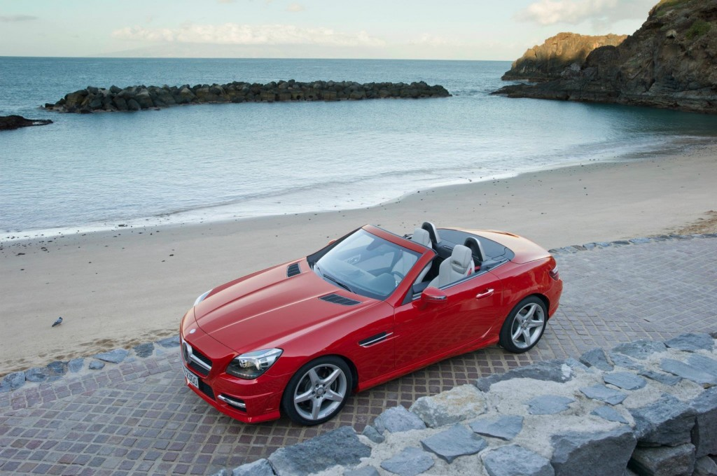 The 2013 Mercedes-Benz SLK250