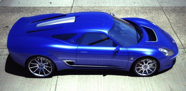 The ATS 2500 GT - image: ATS