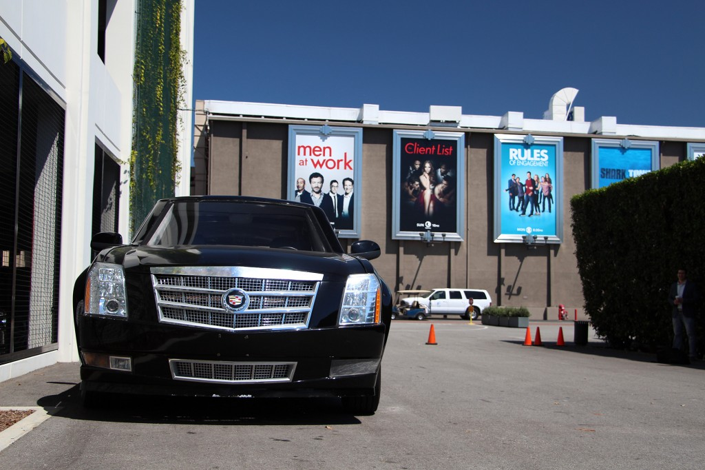 The Beast Presidential Limo from White House Down