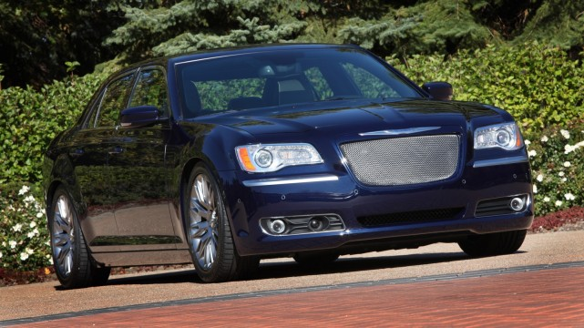 The Chrysler 300 Luxury