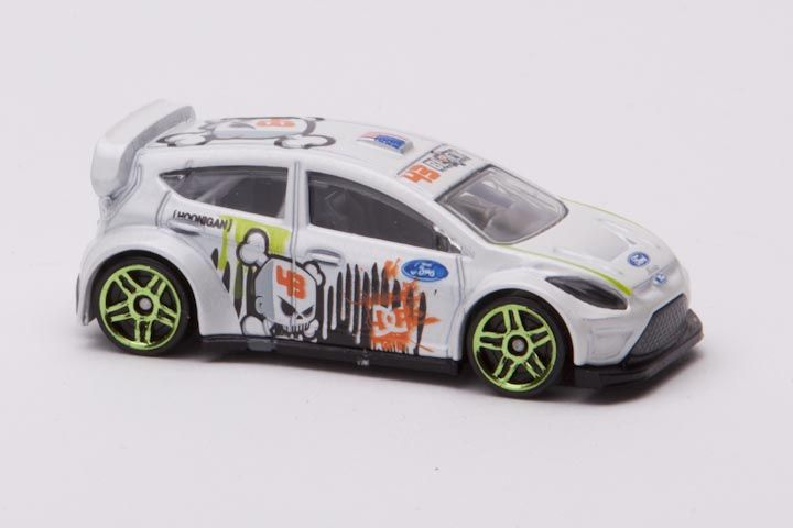 The Ken Block Hot Wheels collection