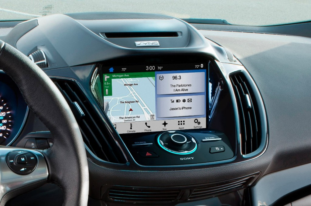 Toyota Teams With Ford To Stop Apple, Google From Dominating Dashboards