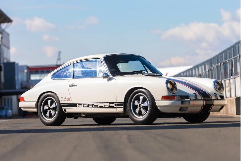 The 'Project 50' Porsche 911