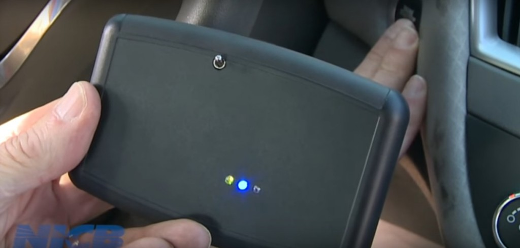 Own a car with push-button ignition? Thieves might be able to nab it with this gadget (video)