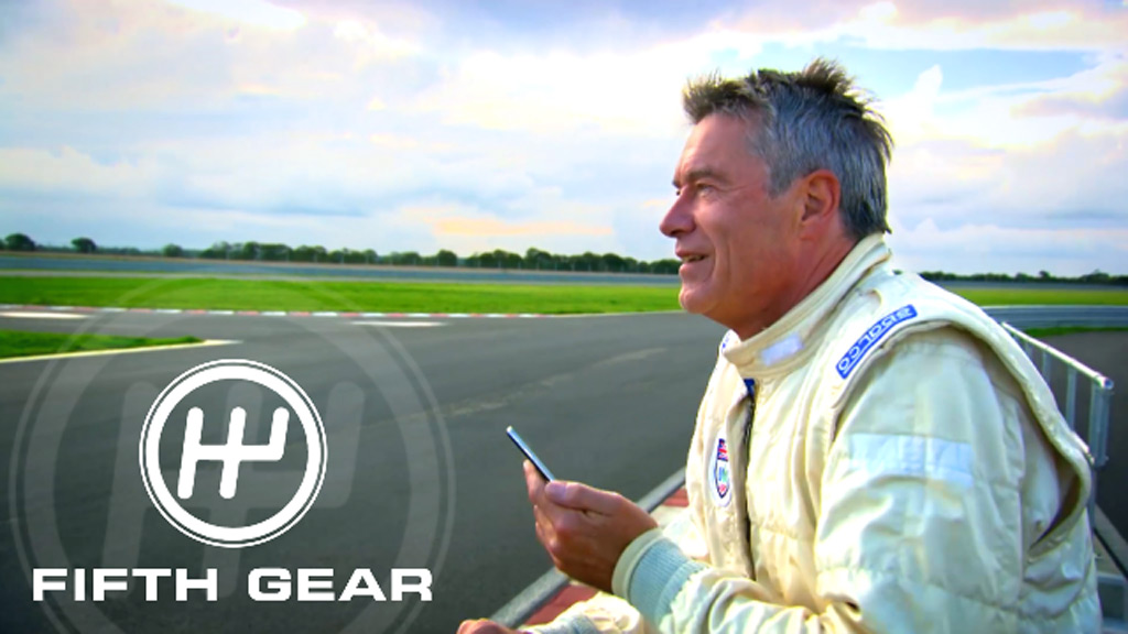 "Tiff Needell confirms end of ""Fifth Gear"""