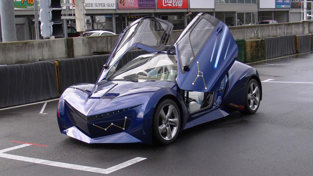 Toyota Engineering Society TES-ERA EV
