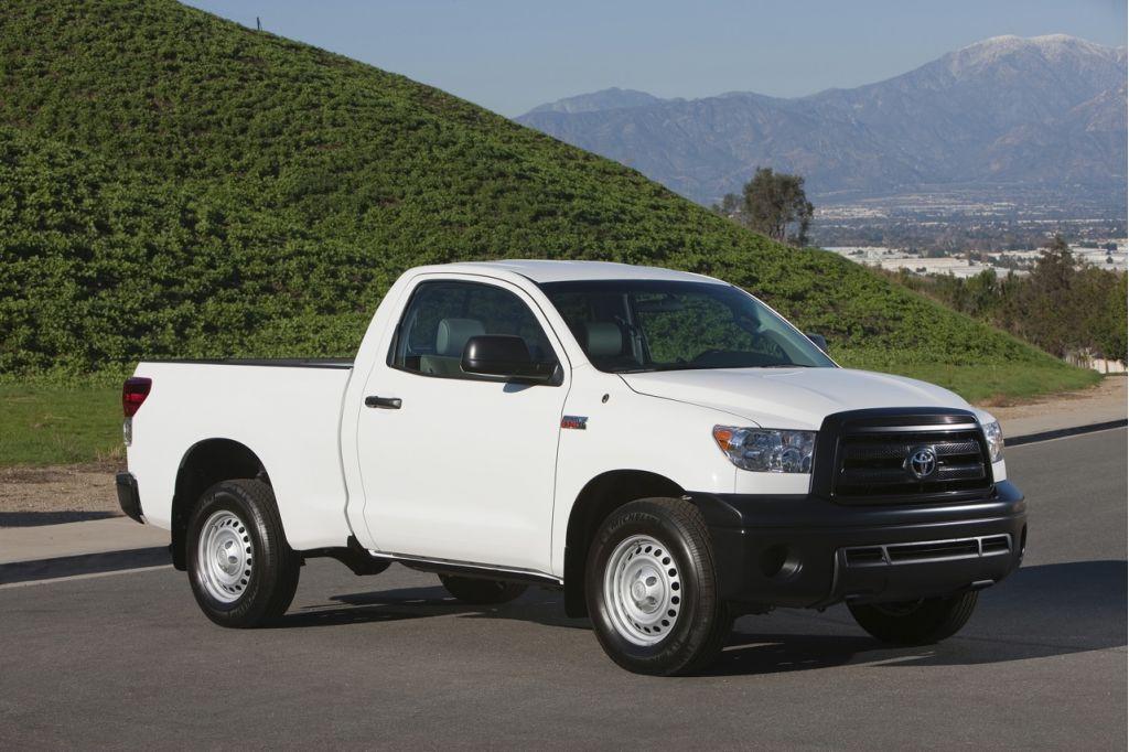2010 Toyota Tundra Work Truck