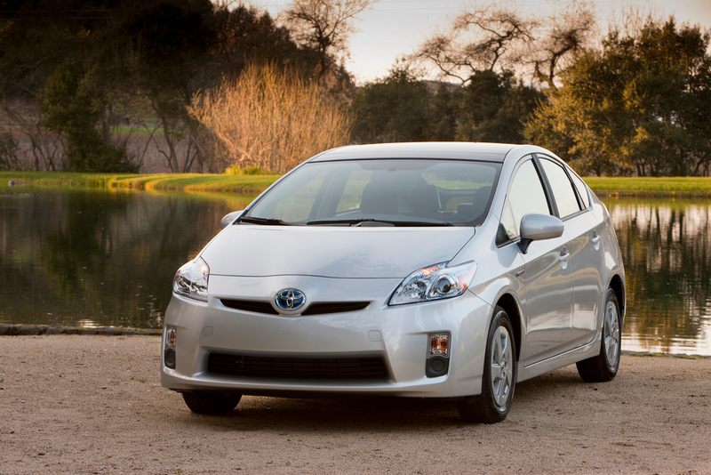 Piling On: Problems With Prius Brakes Are Toyota's Latest Worry