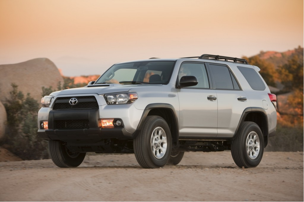 2010 Toyota 4Runner Trail