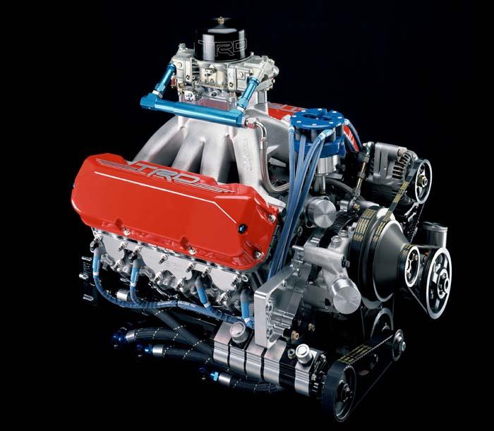 Toyota NASCAR V-8