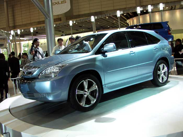 Toyota SU-HV1, 2003 Tokyo Motor Show