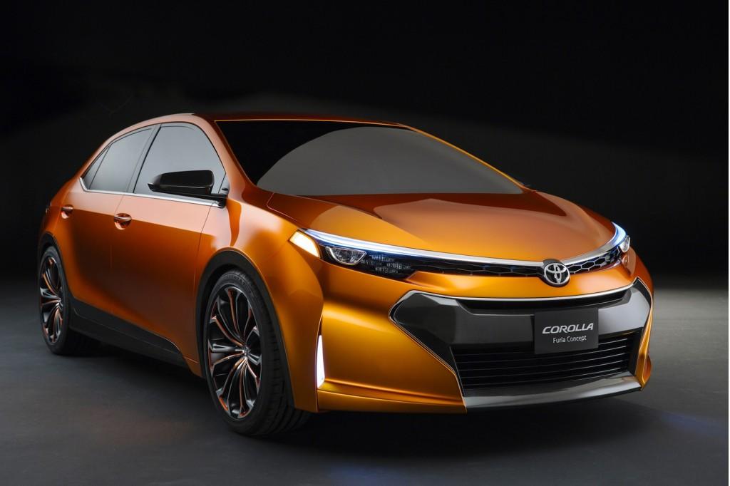 Toyota's Furia Concept