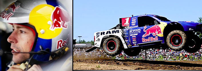 Travis Pastrana to race TORC Series off-road trucks