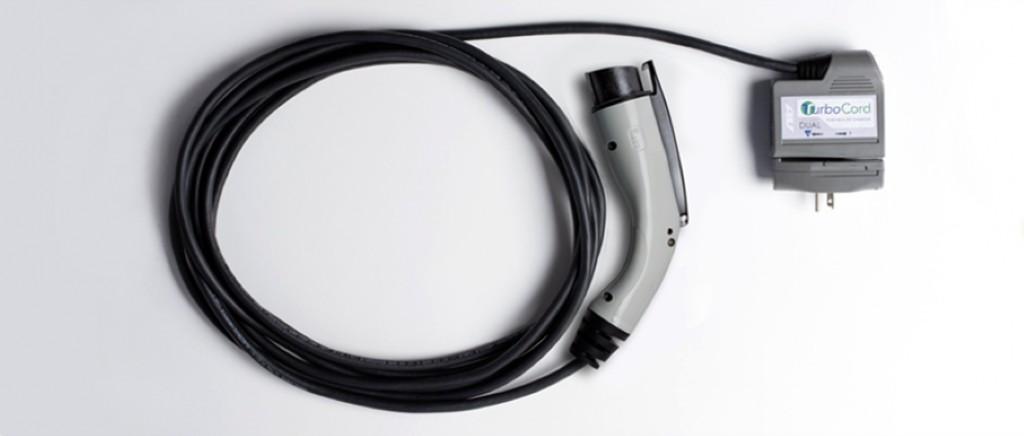 TurboCord Dual 120V and 240V adapter