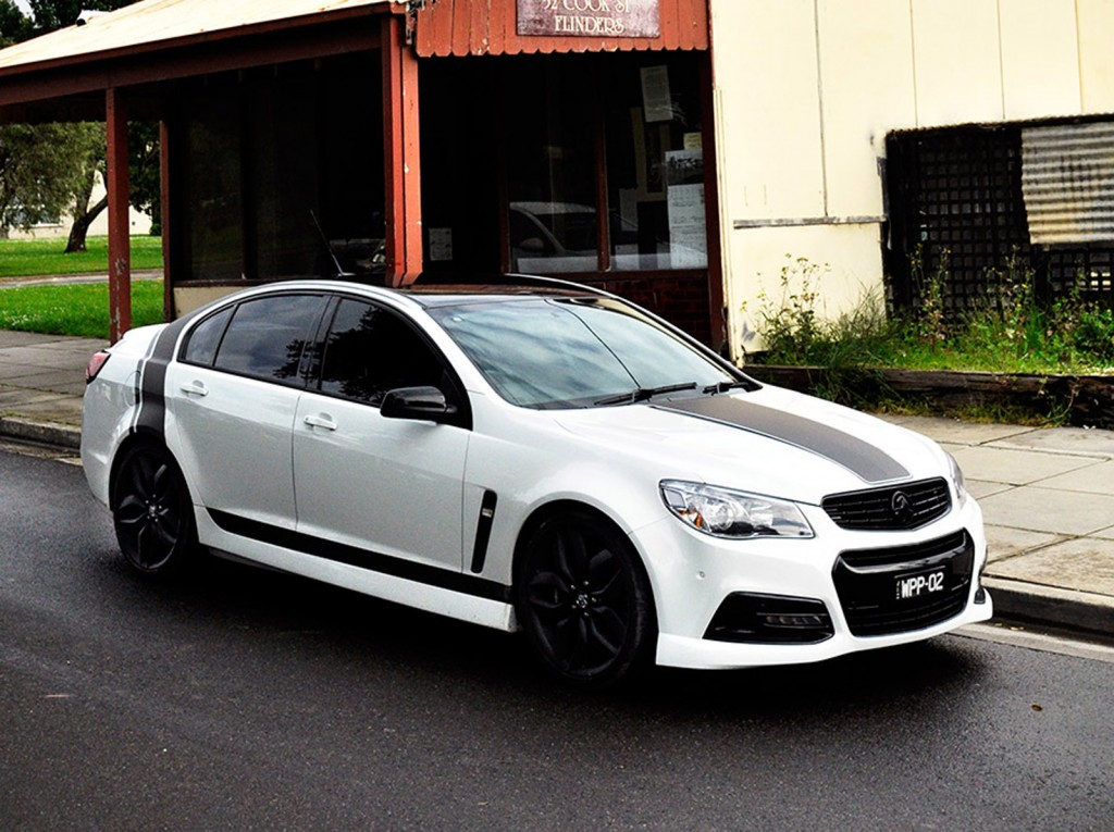 Creative Image VF Holden Commodore SSV And HSV GenF Fitted With