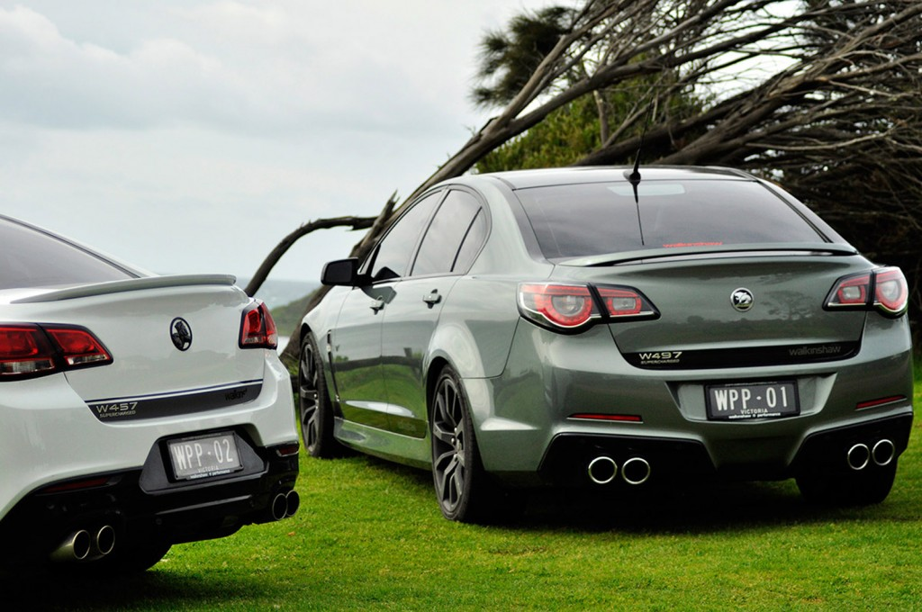 Perfect Image VF Holden Commodore SSV And HSV GenF Fitted With