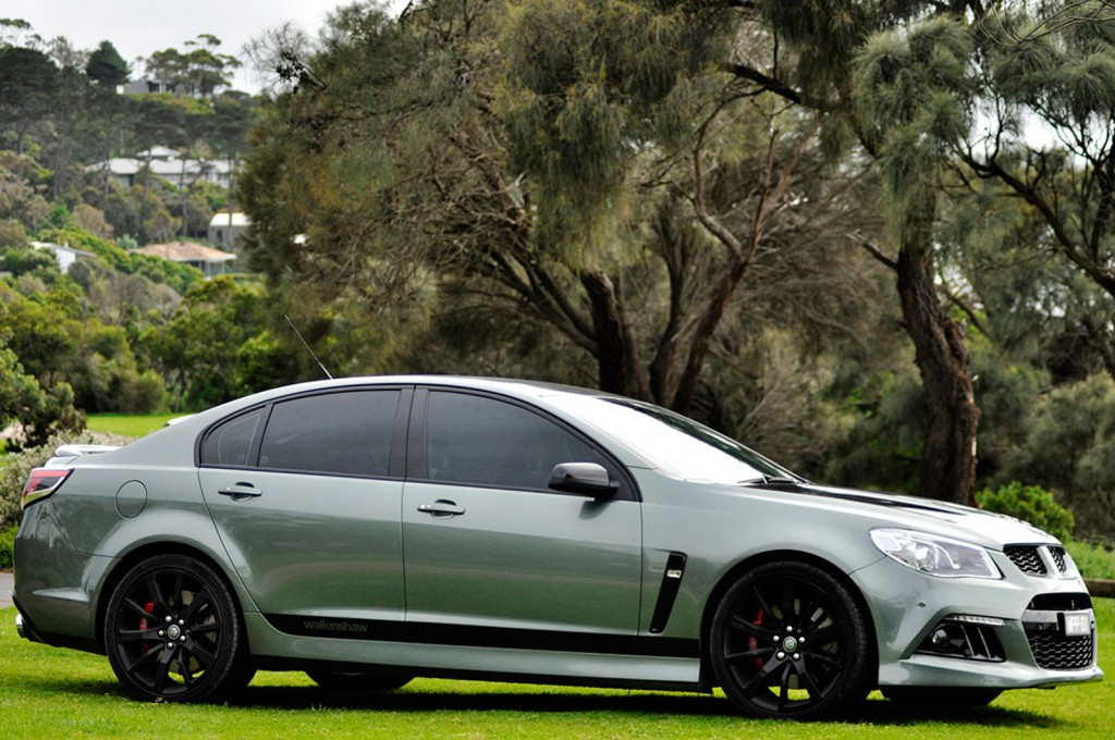 Fantastic Image VF Holden Commodore SSV And HSV GenF Fitted With