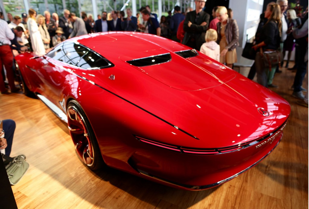 image vision mercedes maybach 6 concept 2016 monterey