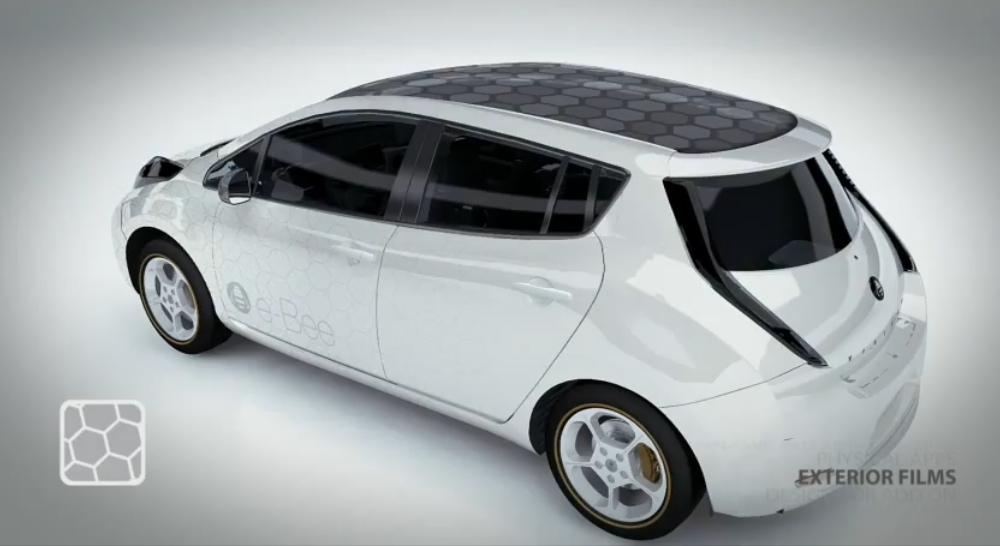 Gm Fuel Cell >> Visteon Fills Nissan Leaf With 2020 Tech: Meet The e-Bee