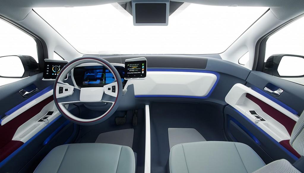 Visteon e-Bee 2020 Technology Concept